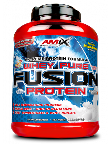 Whey Pure Fusion 1 kg - Amix Nutrition