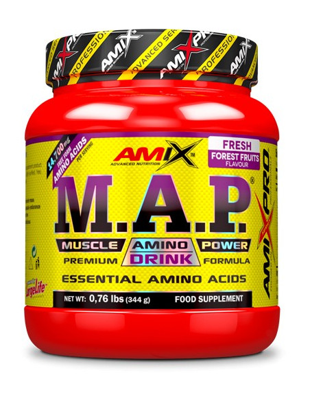 MAP Amino Drink 344 gr - Amix Nutrition