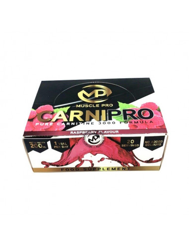 Carnitina 3000 20viales - Muscle Pro