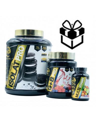 Pack Premium Aumento Muscular BCAA +...