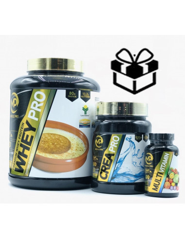 Pack Aumento Muscular Creatina -...