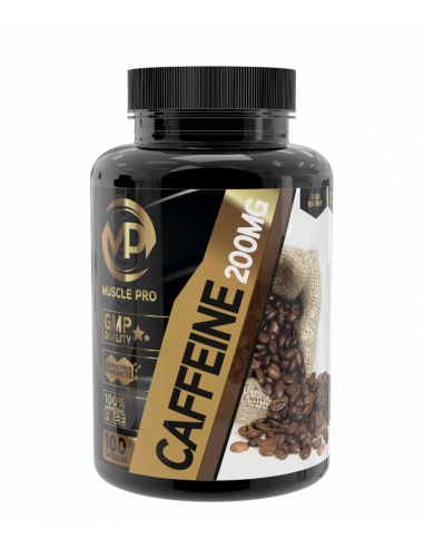 Cafeina 100 caps - Muscle Pro